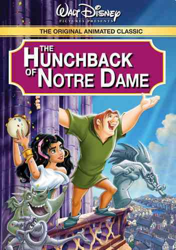 HUNCHBACK OF NOTRE DAME BY HULCE,TOM (DVD)