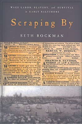 Scraping By By Rockman, Seth