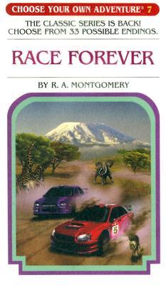 Race Forever By Montgomery, R. A./ Sundaravej, Sittisan (ILT)/ Thongmoon, Kriangsak (ILT)